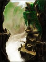 Through the rift by MpakC