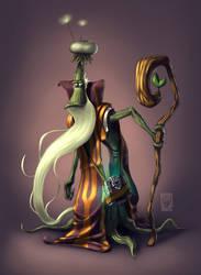 Dandelion the Inquisitor