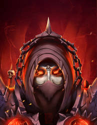 World of Warcraft: Warlock Fanart