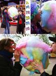 big cotton candy