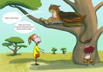 The Wild Thornberrys - Griffin
