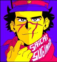 sugimoto! by MaskotArts