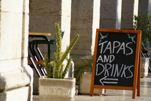 Tapas and Drinks