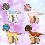 Season Doge Adopts OTA 2/4 Open *lowered price* by J-Kookie