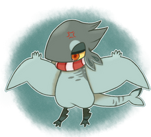 AF - One Angry Birb
