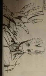 I am Groot by The-Mechonis