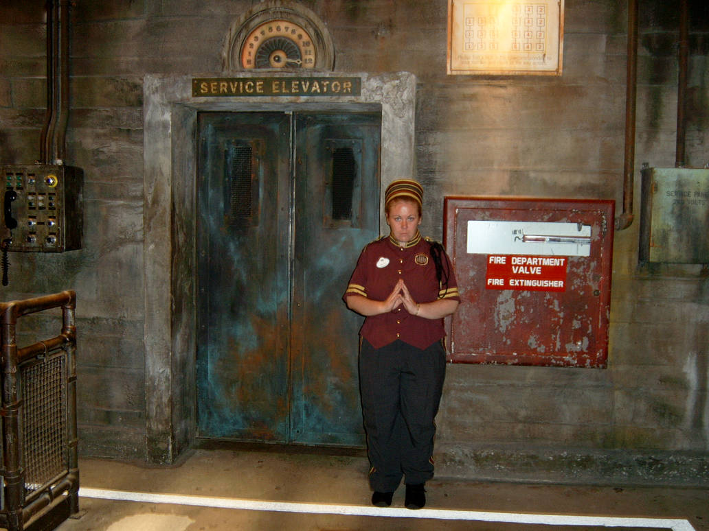 Service Elevator And Attendent By Squedestock On Deviantart