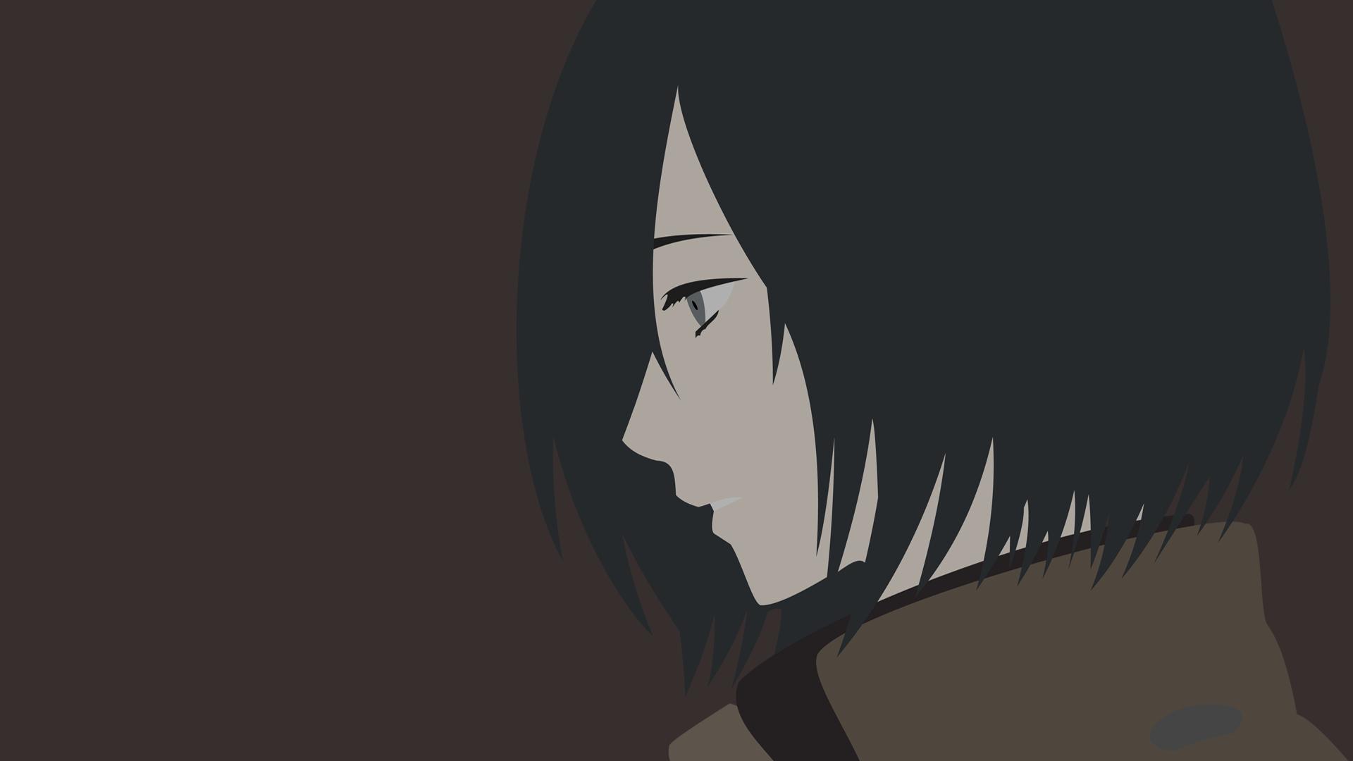 Mikasa Ackerman by Blaze-5555