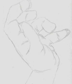 Hand Study 02