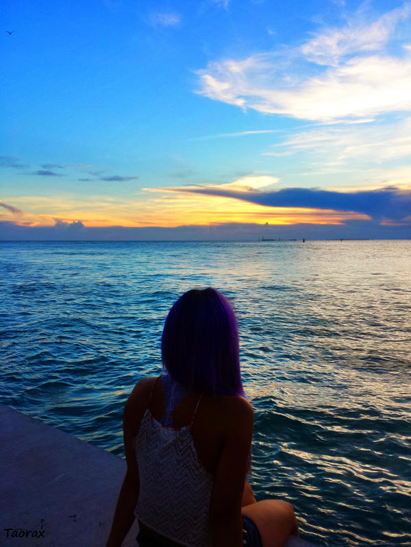 Key West Girl by Taorax