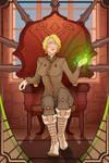 Dragon Age Inquisition random elf