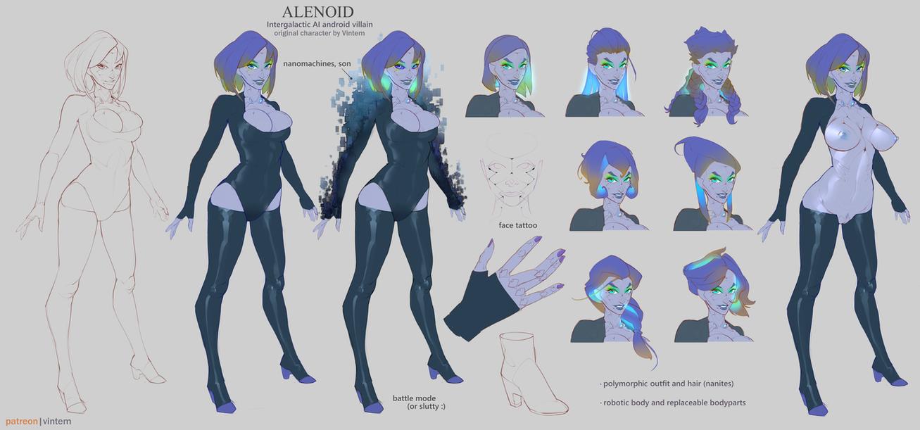 Alenoid OC by VINTEM