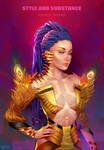 Cyberpunk 2077 cosplayart