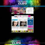 Design Site Revista Clips