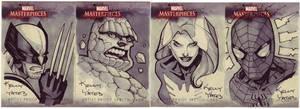 Marvel Masterworks AP Cards 1