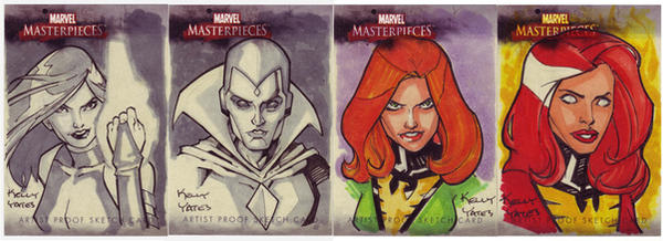Marvel Masterworks AP Cards 2