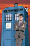 Doctor Who Annual color