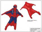 Spider-Man 4_Glider Suit