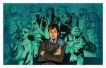 Doctor Who Villain's