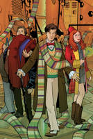 Doctor Who #1 Cover