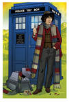 K9 and 4th Doctor