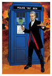 12th Doctor and TARDIS