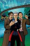 Borderlands Doctor Who