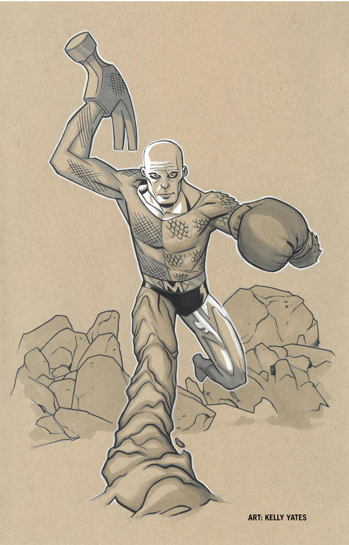 Metamorpho by KellyYates