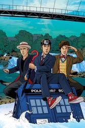 Doctor Who FCBD 2018