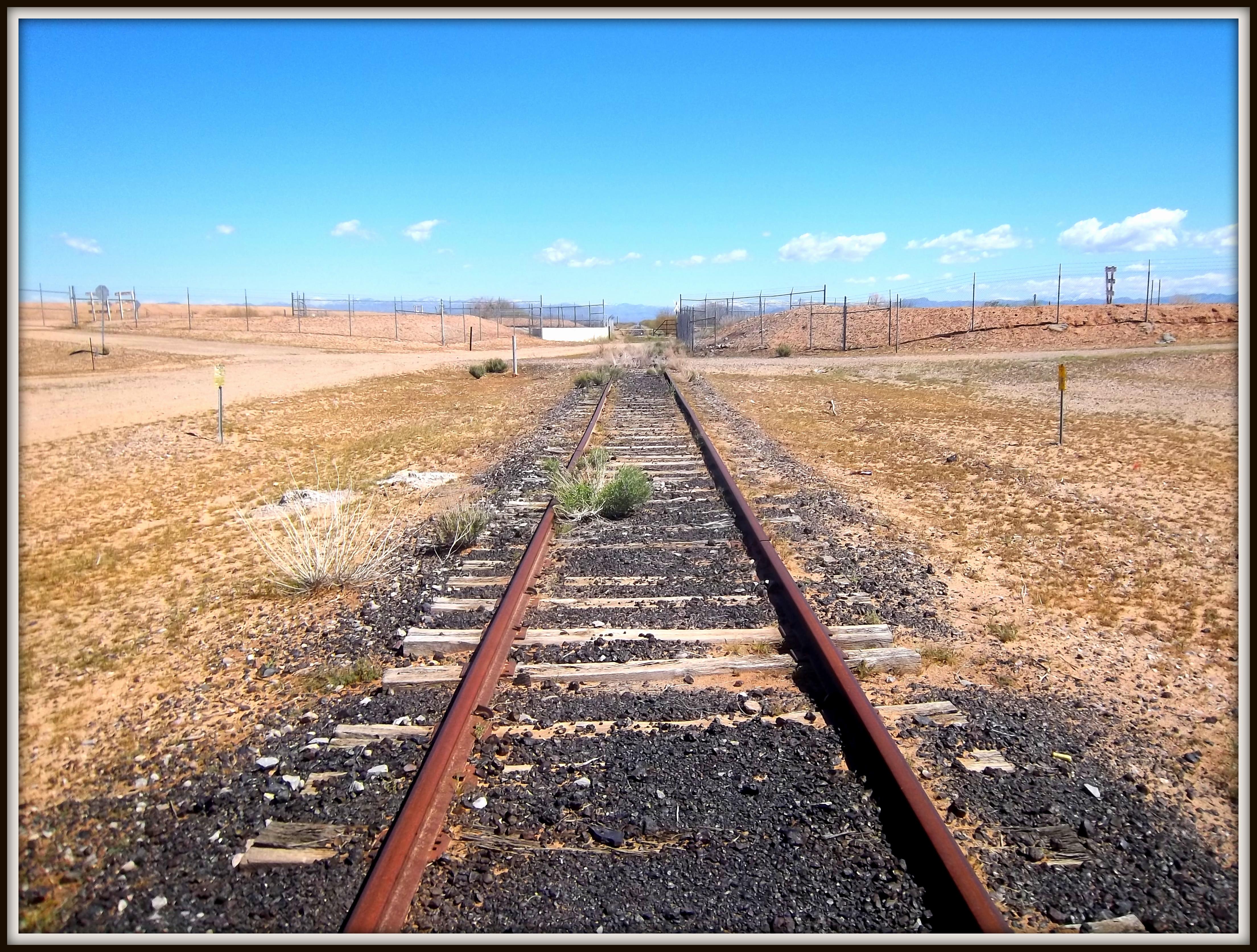 Rail-Road by wtfyourhigh