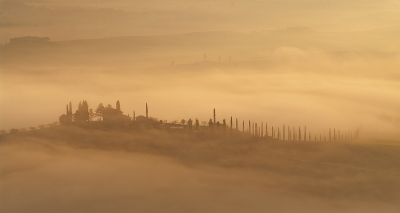 Island in the Mist by Gilgond
