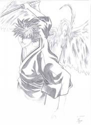 Kyo et le Shuzaku