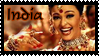 India - stamp by ButterFly-Away