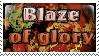 Blaze of Glory by ButterFly-Away