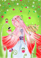 strawberry fairy by Nhan-SnakeX