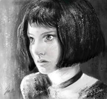 daily practice / mathilda from leon
