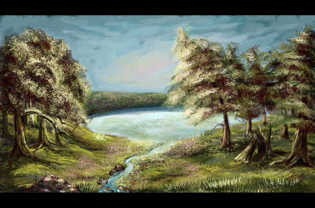 Nature by bunnyartofficial