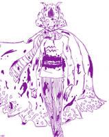 Ghost Eridan by HamsterCatapult