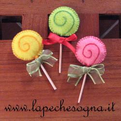 lollypop pins