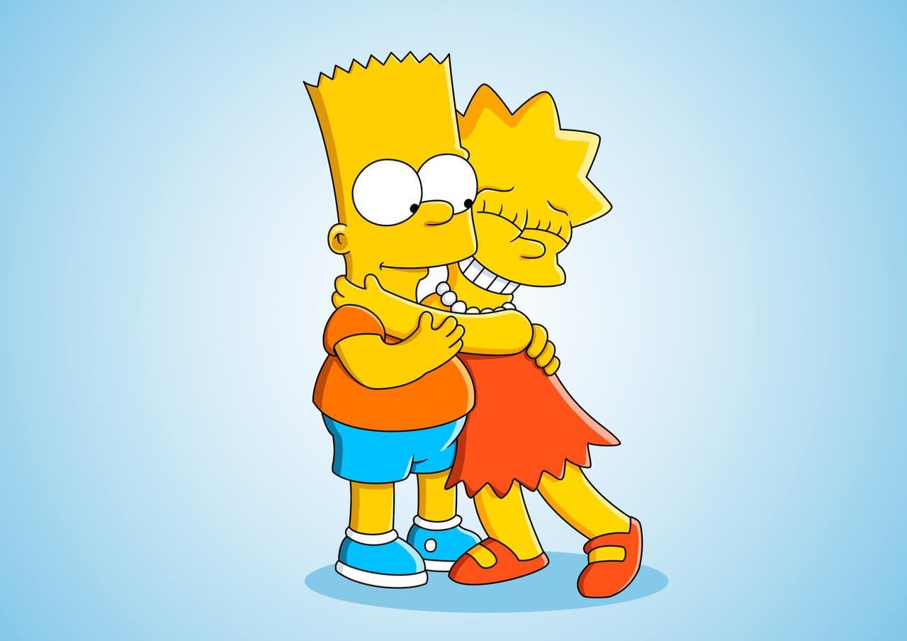 Bart lisa images 31
