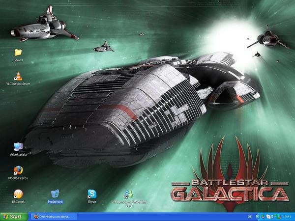 Desktop Galactica