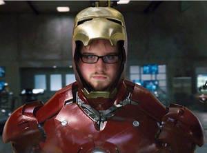 Darth Natsu Iron Man
