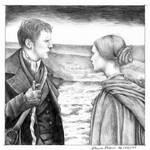 St John Rivers and Jane by AlessiaPelonzi