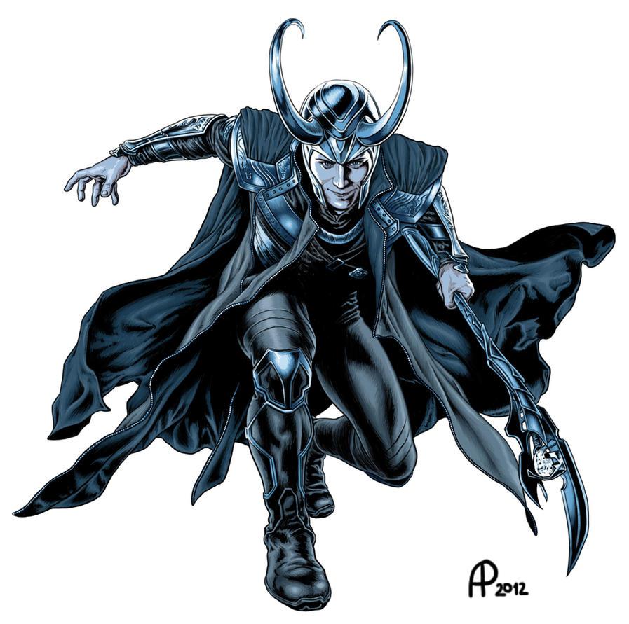 Loki by AlessiaPelonzi