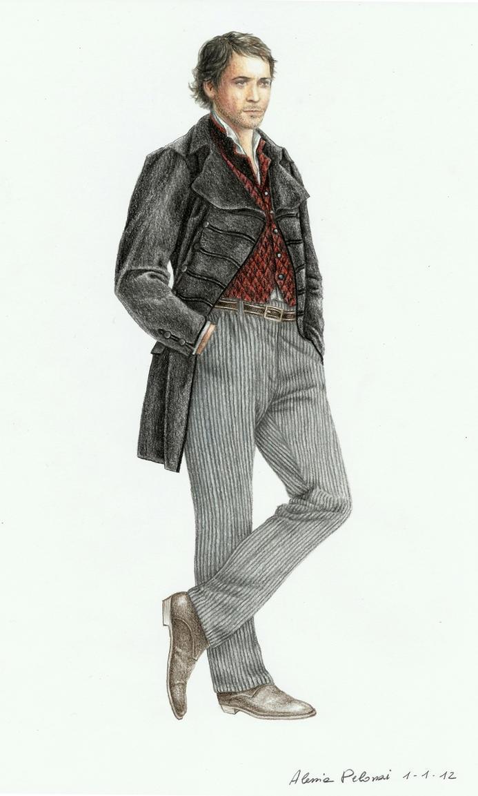 Sherlock Holmes Movie Costume