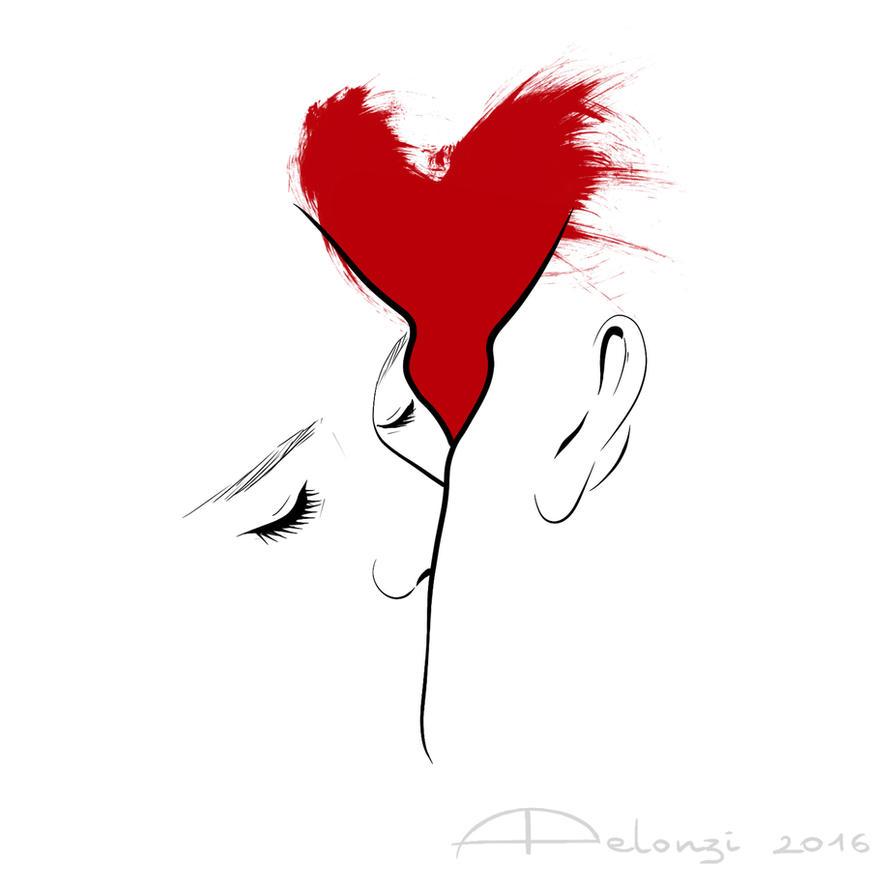 Kiss by AlessiaPelonzi