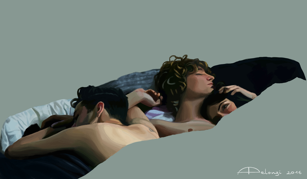 Les Amours Imaginaires by AlessiaPelonzi