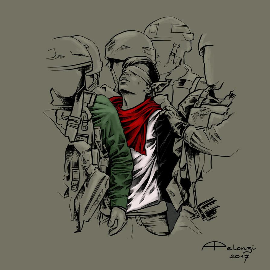 Palestine by AlessiaPelonzi