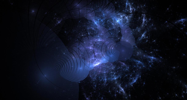 blue universe by PhantomMonkey