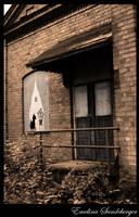 The abandoned cafe by EmelinaS